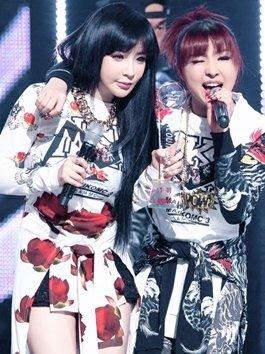 Minzy và Park Bom bị xóa tên khỏi Profile chính thức của 2NE1