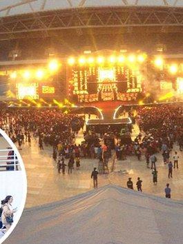 Show Kpop 'ế hơn cả hội chợ', BTC quyết định xả cửa cho fan Việt vào khu VIP