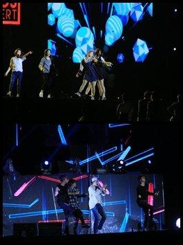 Nóng: loạt sao Hàn hào hứng trong buổi tổng duyệt trước thềm concert tại Mỹ Đình