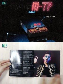 """""""Đập hộp"""" album khủng của Sơn Tùng M-TP"""
