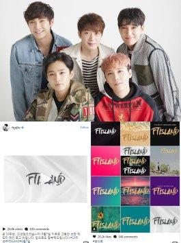 F.T.Island công bố logo mới và bật mí kế hoạch kỷ niệm 10 năm debut