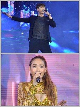 """Đứng chung sân khấu với Minh Hằng, Tim vẫn lẻ loi solo """"Một vòng trái đất"""""""