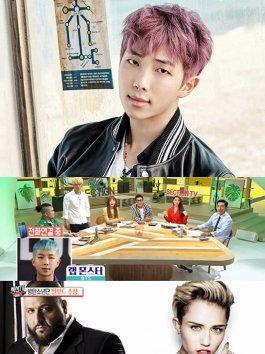 Rap Monster (BTS): Tôi nghĩ mình đang mơ khi chiến thắng tại Billboard