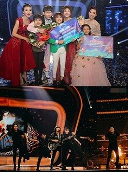 Đúng như dự đoán, Thiên Khôi đăng quang Quán quân Vietnam Idol Kid mùa 2