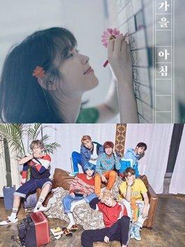 Làm mưa làm gió trên thị trường thế giới, thế nhưng ở Hàn Quốc BTS vẫn phải chịu 'cúi đầu' trước IU