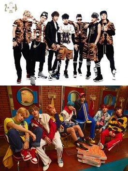 Nhìn lại sự thay đổi của một số nhóm nhạc Kpop nổi tiếng kể từ khi mới debut cho đến thời điểm hiện tại