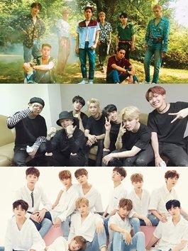 EXO, BTS, Wanna One - Ai là chủ nhân chính thức của giải thưởng Kakao Hot Star trong khuôn khổ Melon Music Awards 2017?