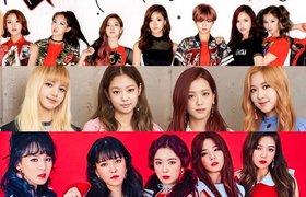 TWICE - BLACK PINK - RED VELVET : Tình Bạn Thân Thiết Giữa 3 Girlgroup Đại Diện Big3