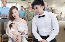 Tiêu chuẩn chọn vú nuôi chăm con trai của vợ Đan Trường khiến ai cũng phải sốc: Đã thay 10 người trong vài tháng!