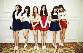 Apink xếp hạng mấy trong các nhóm nhạc nữ