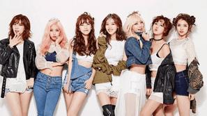 Điểm danh những girlgroup tài năng nhưng mãi không nổi của Kpop