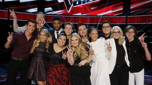 The Voice US: Top 11 lên sóng