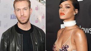 Sản phẩm hợp tác mới của Calvin Harris và Rihanna sắp ra lò