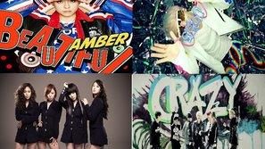 9 bài hát Kpop vực bạn dậy qua một tuần u tối
