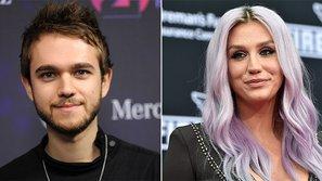 Kesha trở lại đầy cảm xúc trong sản phẩm hợp tác với Zedd