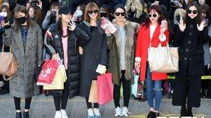 Thần tượng Hàn bất ngờ kém sắc tại buổi diễn tập Music Bank