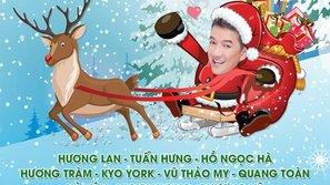 Đàm Vĩnh Hưng làm liveshow mừng Giáng sinh