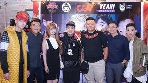 Dàn sao Việt chúc mừng Tăng Nhật Tuệ ra mắt MV gắn mác 18+