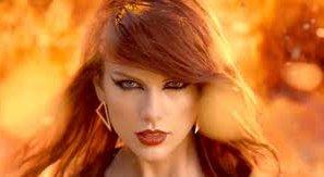 """Taylor Swift lại thắng lớn nhờ """"Bad Blood"""""""