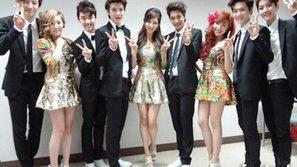 Rộ tin EXO, TaeTiSeo, GOT7 và loạt sao Kpop sắp sang Việt Nam