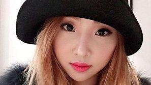 Bố Minzy xóa status ám chỉ YG hành động không đúng sự thật