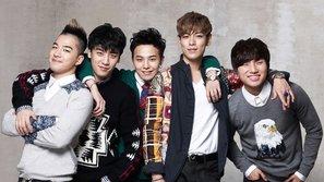 """Big Bang """"đại thắng"""" tại Melon Music Awards 2015"""