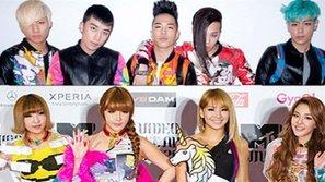 Gà nhà YG chiến thắng Youtube Music Awards 2015