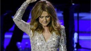 Celine Dion nức nở trên sân khấu tưởng nhớ chồng