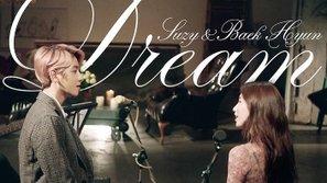 Dân Mỹ: Suzy (miss A) nên hẹn với Baekhyun (EXO)