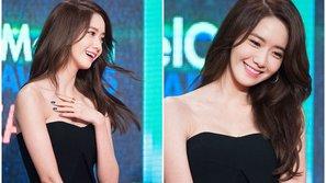 Yoona nổi bần bật trên thảm đỏ Melon Music Award 2015