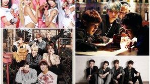 """Soi kế hoạch năm mới 2016 của các """"ông trùm giải trí"""" xứ Hàn"""