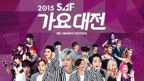 """""""Đã mắt đã tai"""" với loạt sân khấu ấn tượng tại SBS Gayo Daejun 2015"""
