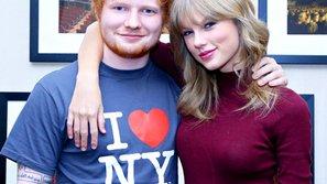 Taylor Swift và Ed Sheeran dẫn đầu danh sách đề cử VMAs 2015