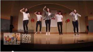 Fan tái hiện vũ đạo 20 năm Kpop trong vỏn vẹn 1 clip