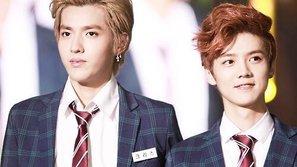 SM tuyên bố vẫn quản lý Kris và Luhan (EXO)