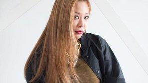 Nữ rapper Hàn Quốc thừa nhận thẩm mỹ thất bại