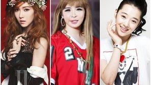 """Fan """"nổi đóa"""" trước tin Jessica, Park Bom, Sulli """"bán hoa"""""""