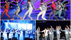 Những boygroup có vũ đạo nhóm