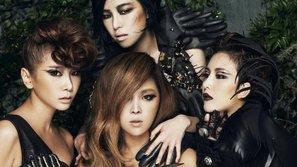 Brown Eyed Girls tưng bừng kỷ niệm 10 năm ra mắt