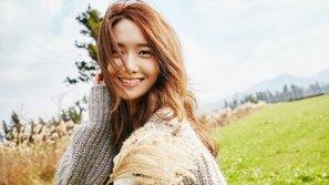 Yoona (SNSD) xinh tựa nữ thần trong bộ ảnh mới