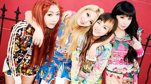 YG thông báo: 2NE1 sẽ trở lại vào ngày 21/11