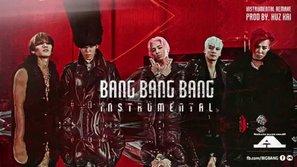 """""""Bang Bang Bang"""" của Big Bang lại dẫn đầu BXH các hit 2015"""