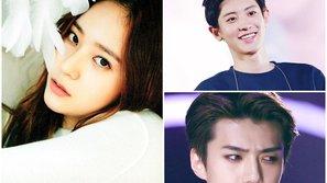 Trong mắt fan Trung, Krystal là visual xinh hơn Yoona