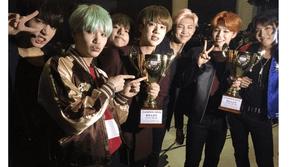 Show Champion ngày 16/12: BTS tiếp tục giành chiến thắng