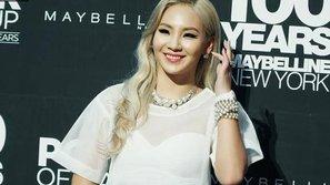 Ca khúc Mỹ tiến của CL (2NE1) chính thức được phát hành