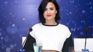 Demi Lovato xinh đẹp trong buổi họp báo Yan BeatFest