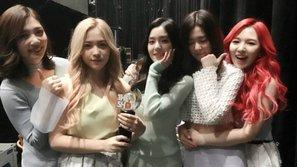 The Show: Red Velvet giành cúp nhờ fan Trung Quốc