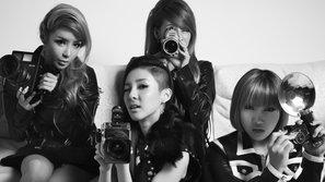 SNSD, 2NE1 và Sistar chiếm giữ top đầu nhóm nhạc nữ Kpop