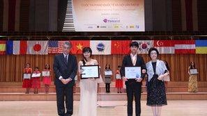 Con trai của Quốc Trung - Thanh Lam thắng lớn ở giải Piano Quốc tế Hà Nội