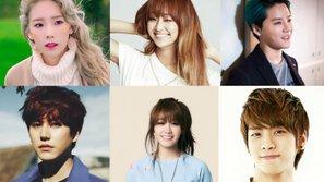 Những giọng hát đỉnh cao của Kpop